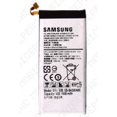 Аккумулятор Samsung a300h (EB-BA300ABE) 1900mah (оригинал тех. упаковка)