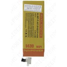 Аккумулятор iPhone 4S ( Apn 616-0580) 1430mah (альтернатива)