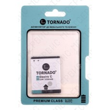 Аккумулятор TORNADO premium HTC a320e desire c (BL01100) 1500mah (альтернатива)