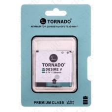 Аккумулятор TORNADO premium HTC t328e desire v (BL11100) 1650mah (альтернатива)