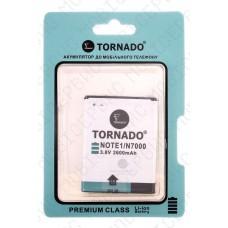 Аккумулятор TORNADO premium Samsung i9220 (EB615268VU) 2500mah (альтернатива)