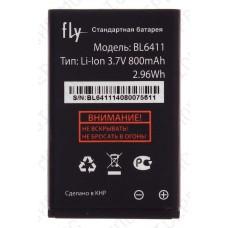 Аккумулятор Fly ds104d (BL6411) 800mah (оригинал тех. упаковка)