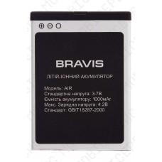 Аккумулятор Bravis Air 1000mah (оригинал тех. упаковка)