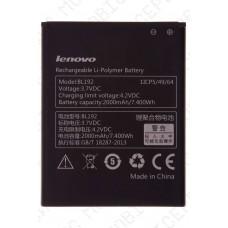 Аккумулятор Lenovo A680 (BL192) 2000mah (оригинал тех. упаковка)