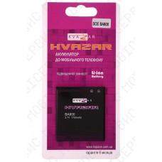 Аккумулятор Kvazar Sony LT26i Xperia S (BA800) 1500mah (альтернатива)