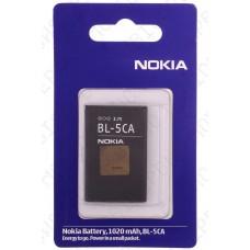 Аккумулятор Nokia 1200 (BL-5CA) 850mah (альтернатива)