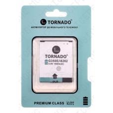 Аккумулятор TORNADO premium Samsung i8262 (EB425365LU) 1600mah (альтернатива)