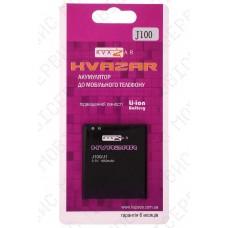 Аккумулятор Kvazar Samsung J100 (EB-BJ100CBE) 1850mah (альтернатива)