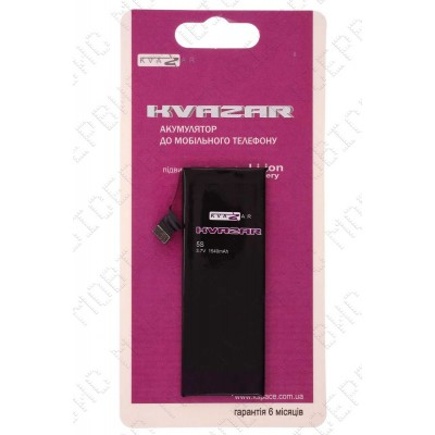 Аккумулятор Kvazar iPhone 5S (Apn 616-0613) 1440mah (альтернатива)