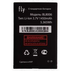 Аккумулятор Fly ds133 (BL8006) 1450mah (оригинал тех. упаковка)