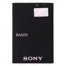 Аккумулятор Sony st25i xperia u (BA600) 1250mah (оригинал тех. упаковка)