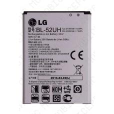 Аккумулятор LG d280 l65 (BL-52UH) 2100mah (оригинал тех. упаковка)