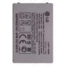 Аккумулятор LG gx500 (LGIP-400N) 1500mah (оригинал тех. упаковка)