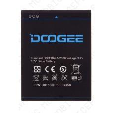 Аккумулятор Doogee B-DG500C 2800mah (оригинал тех. упаковка)