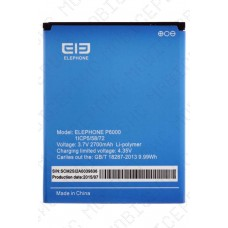 Аккумулятор Elephone P6000 2700mah (оригинал тех. упаковка)