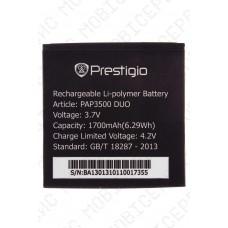Аккумулятор Prestigio MultiPhone PAP3500 Duo 1400mah (оригинал тех. упаковка)