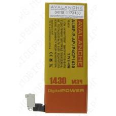 Аккумулятор iPhone 4G (Apn 616-0513) 1420mah (альтернатива)