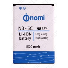 Аккумулятор Nomi i300 (NB-5C) pn 176281 1500mah (оригинал тех. упаковка)