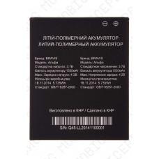Аккумулятор Bravis ALpha 1550mah (оригинал тех. упаковка)