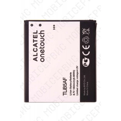 Аккумулятор Alcatel OT 5035D (TLiB5AF) 1800mah (оригинал тех. упаковка)