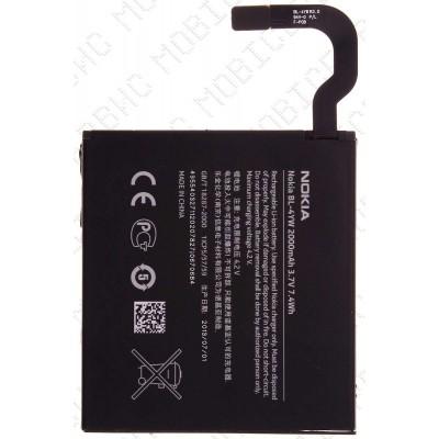 Aккумулятор Nokia 925 (BL-4YW) 2000mah (оригинал тех. упаковка)