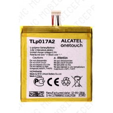 Аккумулятор Alcatel OT 6012 (TLP017A2) 1700mah (оригинал тех. упаковка)