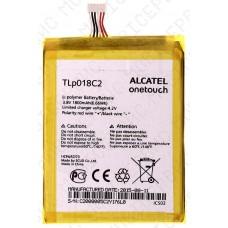 Аккумулятор Alcatel OT 6033 (TLP018C2) 1800mah (оригинал тех. упаковка)