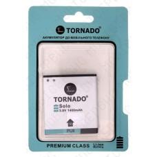 Аккумулятор TORNADO premium Bravis SoLo 1400mah (альтернатива)