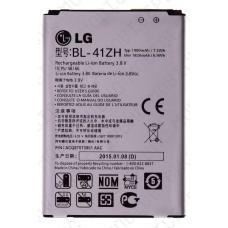 Аккумулятор LG h324 (BL-41ZH) 1900mah (альтернатива)