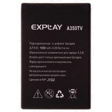 Аккумулятор Explay A350TV 1650mah (оригинал тех. упаковка)