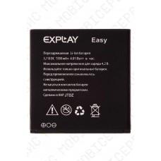 Аккумулятор Explay Easy 1300mah (оригинал тех. упаковка)