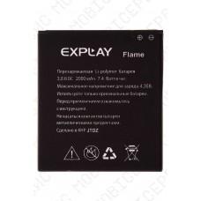 Аккумулятор Explay Flame 2000mah (оригинал тех. упаковка)