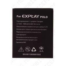 Аккумулятор Explay Polo 1800mah (оригинал тех. упаковка)
