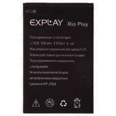 Аккумулятор Explay Rio Play 1800mah (оригинал тех. упаковка)