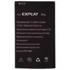 Аккумулятор Explay Sky 2200mah (оригинал тех. упаковка)