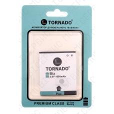 Аккумулятор TORNADO premium Bravis Biz 1600mah (альтернатива)