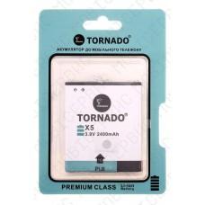 Аккумулятор TORNADO premium Doogee X5 2400mah (альтернатива)