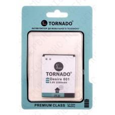 Аккумулятор TORNADO premium HTC Desire 700 (BM65100)2100mah (альтернатива)