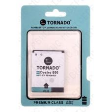 Аккумулятор TORNADO premium HTC Desire 600 (BM60100) 1800mah (альтернатива)