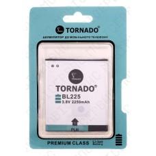 Аккумулятор TORNADO premium Lenovo a858 (BL225) 2150mah (альтернатива)
