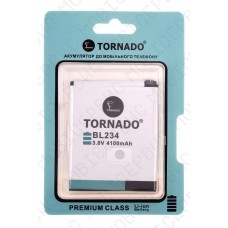 Аккумулятор TORNADO premium Lenovo a5000 (BL234) 4000mah (альтернатива)