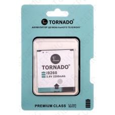 Аккумулятор TORNADO premium Samsung i9260 (EB-L1L7LLU) 2100mah (альтернатива)