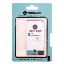 Аккумулятор TORNADO premium Samsung G900 (EB-BG900BBE) 2800mah (альтернатива)