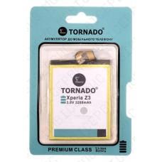 Аккумулятор TORNADO premium Sony d6603 xperia z3 (LiS1558ERPC) 3100mah (альтернатива)