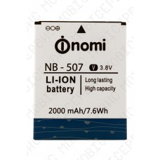 Аккумулятор Nomi i507 (Spark) (NB-507) 2000mah альтернатива