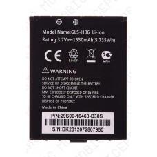 Аккумулятор Gsmart G1362 (GLS-H06) 1550mah (оригинал тех. упаковка)