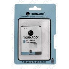 Аккумулятор TORNADO premium LG d380 (BL-54SH) 2540mah (альтернатива)
