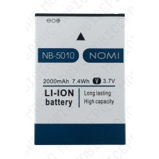 Аккумулятор Nomi i5010 (Evo M)  (NB-5010) 2000mah (альтернатива)