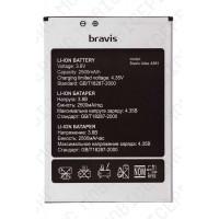 Аккумулятор Bravis A551 Atlas 2500mah (оригинал тех. упаковка)