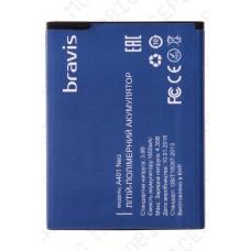 Аккумулятор Bravis A401 Neo 1650mah (альтернатива)